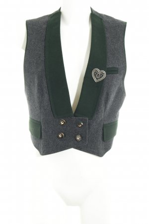 Lodenfrey Traditional Vest multicolored