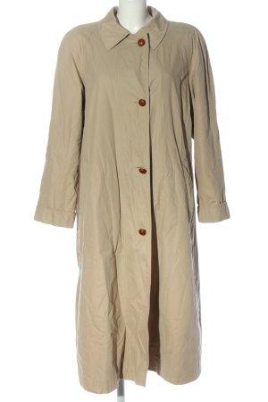 Lodenfrey Between-Seasons-Coat natural white casual look