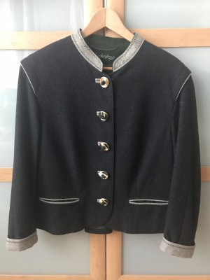 Lodenfrey Traditional Jacket anthracite new wool