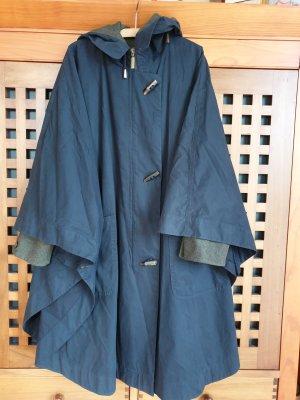 Lodenfrey Tradycyjna kurtka ciemnoniebieski-zielono-szary