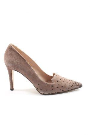 Lodi High Heels braun Elegant