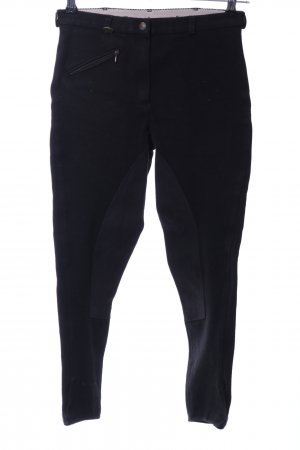 Loesdau Riding Trousers black casual look