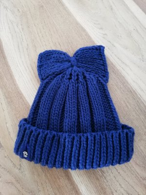 Loevenich Knitted Hat blue
