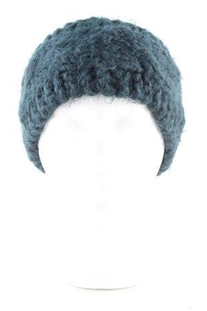 Loevenich Cache-oreilles bleu torsades style décontracté