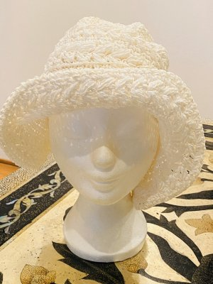 Loevenich Sun Hat white