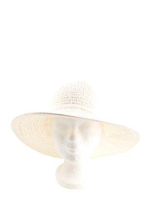 Loevenich Sun Hat white casual look