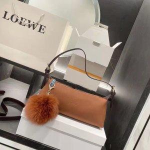 Loewe Buideltas donker oranje