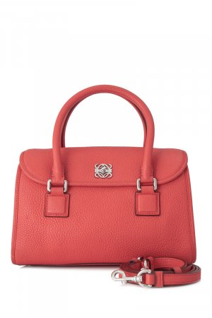 Loewe Satchel pink leather