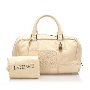 Loewe Amazona 28 Leather Handbag