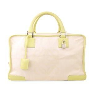 Loewe Amazona Canvas Handbag