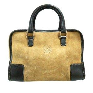 Loewe Handbag brown suede