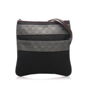 Loewe Anagram Canvas Crossbody Bag