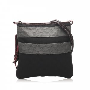 Loewe Anagram Canvas Crossbody Bag