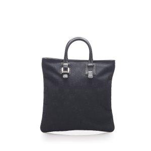 Loewe Anagram Canvas Handbag
