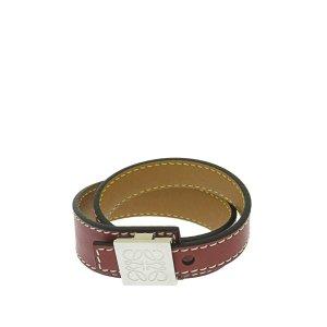 Loewe Anagram Double Tour Bracelet
