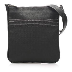 Loewe Anagram Leather Crossbody Bag