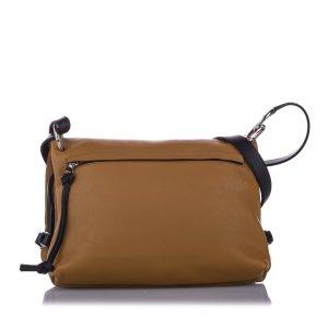 Loewe Crossbody bag yellow leather