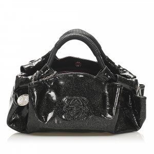 Loewe Anagram Leather Handbag