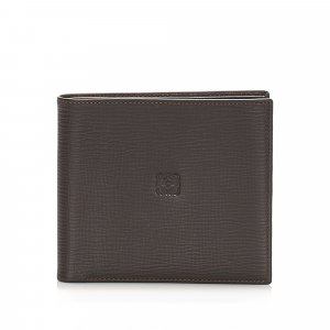 Loewe Anagram Leather Small Wallet