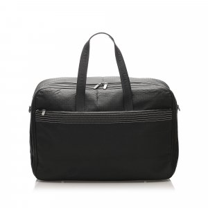 Loewe Anagram Leather Travel Bag