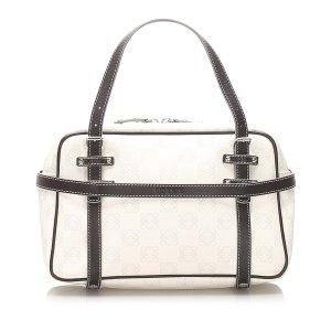 Loewe Anagram PVC Handbag