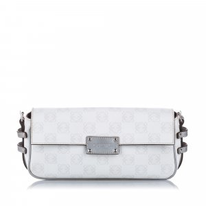 Loewe Shoulder Bag white