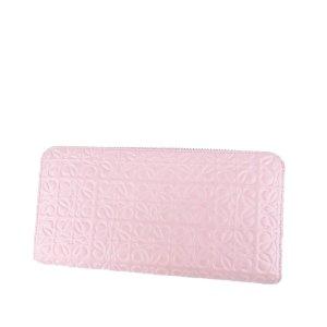 Loewe Anagram Zip Wallet