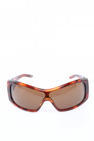 Loewe Bril rood-zwart kleurverloop feest stijl