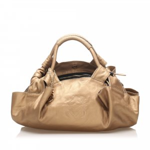 Loewe Brisa Leather Handbag