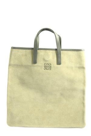 Loewe Handtasche wollweiß Casual-Look