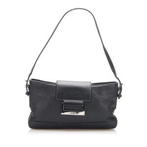 Loewe Leather Baguette