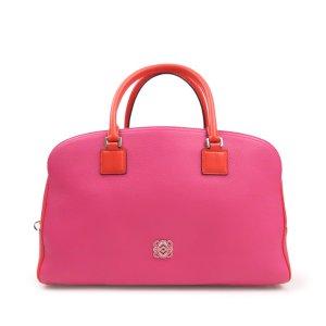 Loewe Leather Boston Bag