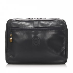 Loewe Leather Clutch Bag