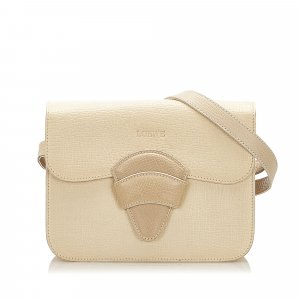 Loewe Leather Crossbody Bag