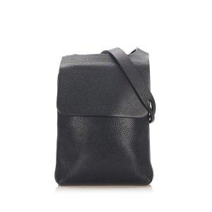 Loewe Leather Crossbody Bag
