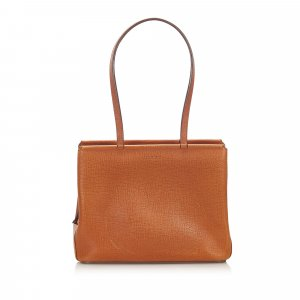 Loewe Leather Shoulder Bag