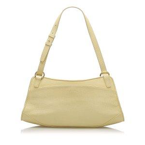 Loewe Shoulder Bag beige leather