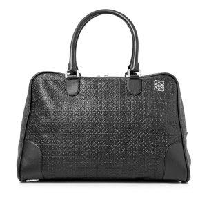 Loewe Leather Travel bag