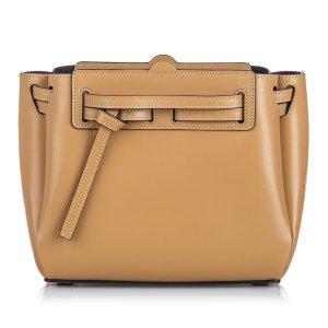 Loewe Crossbody bag beige leather