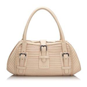 Loewe Sender Leather Handbag