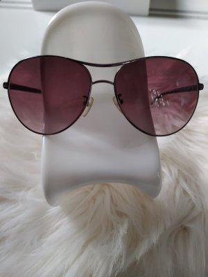 Loewe Gafas de piloto marrón oscuro-violeta amarronado