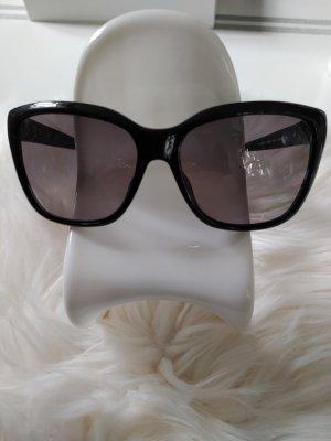 Loewe Kwadratowe okulary przeciwsłoneczne czarny