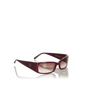 Loewe Gafas de sol burdeos