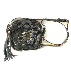 Loewe Bolsa de hombro negro Cuero