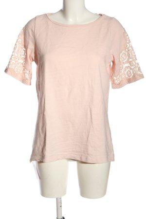 Loft Schlupf-Bluse pink Casual-Look