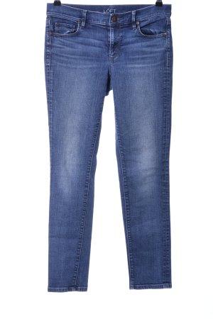 Loft Skinny Jeans blau Casual-Look