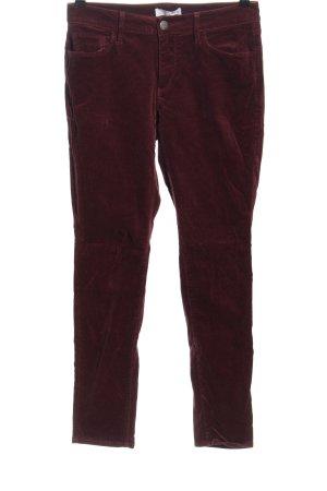 Loft Skinny Jeans pink Casual-Look