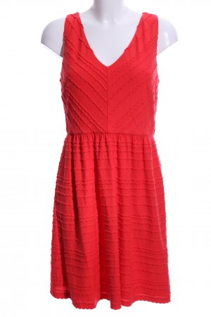 Loft Stretchkleid rot Casual-Look