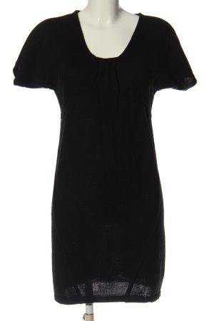Loft Strickkleid schwarz Elegant