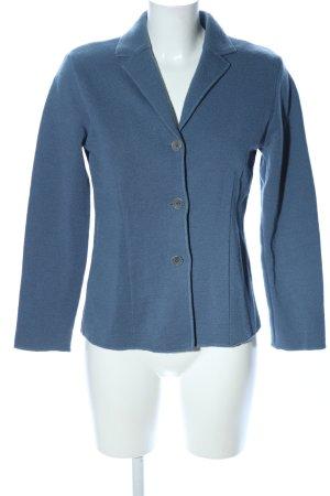 Loft Woll-Blazer blau Business-Look